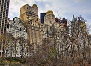 Chuck Kuhn - Central Park view color