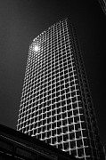 Centre Prints - centre point office building oxford street London England UK Print by Joe Fox