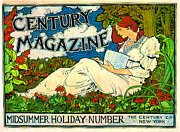 Midsummer Prints - Century Magazine 1894 Print by Padre Art