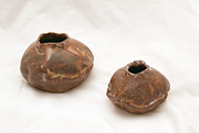 Organic Ceramics Originals - Ceramic pods  by Vanessa Baladad