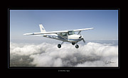Cessna Photos - Cessna 152 by Larry McManus