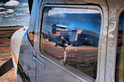 Cessna Photos - Cessna Reflections  by Paul Job