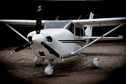 Cessna Photos - Cessna Waiting II by Paul Job