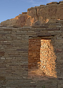 Steven Ralser Prints - Chaco canyon window Print by Steven Ralser