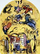 Chagall - Levi Print by Granger