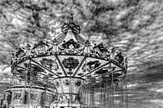 Steve Purnell - Chair O Plane Mono