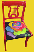 Darlene Graeser - Chairs and Roses