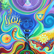 Chakra Print by Sarah Grubb