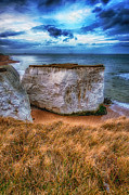 D700 Originals - Chalk Cliffs near Broadstairs Kent UK by Jack Torcello