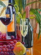 Champagne Originals - Champagne and WIne by Karen Sherman