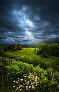 Geographic Prints - Chance of Rain Print by Phil Koch