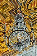 Luis Santos - Chandelier at the St....