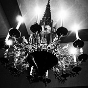 Chandelier Originals - Chandelier II by Dieter  Lesche