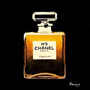 Chanel No. 5 by Alacoque Doyle