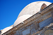 Medieval Temple Art - Chania mosque 05 by Antony McAulay