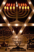 Hanukah Prints - Chanukah I Print by Michael Friedman