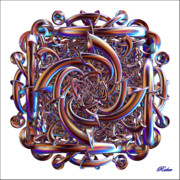 Trumpet Digital Art - Chaos by Sara  Raber