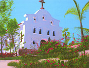 Chris MacClure - Chapel at Palmilla