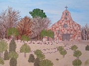 Cecilia Illes - Chapel in Arroyo Seco