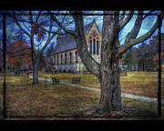 Chapel Print by Jim Wright