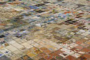 Mosaic Photos - Chapel of Art by Anne Gilbert