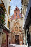 Chapel Of St. Joseph Of Seville Print by Artur Bogacki