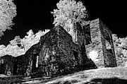 Harpers Ferry Posters - Chapel Ruins - 641 Poster by Paul W Faust -  Impressions of Light