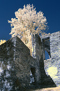 Harpers Ferry Photos - Chapel Ruins in blue by Paul W Faust -  Impressions of Light