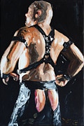 Berlin Painting Originals - Chaps Package - Chaps Paket - 2509 by Lars  Deike