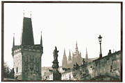 All - Charles Bridge Saint Vitus Prague by Tom Wurl