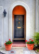 Entrances Prints - Charleston Charm 7 Print by Mel Steinhauer