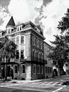 Charleston Corner Charleston Sc Print by William Dey