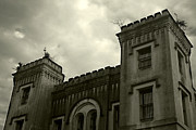 Castle Dungeon Prints - Charleston Old City Jail Print by Frank Morea
