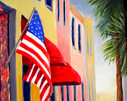 Pride Paintings - Charleston Pride by Shelia Kempf