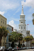 Southern Prints - Charleston Series VI Print by Suzanne Gaff