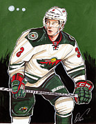 Dave Olsen - Charlie Coyle of the...