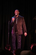 Front Row Photographs  - Charlie Murphy