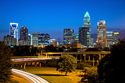 Charlotte Photo Prints - Charlotte Print by Serge Skiba