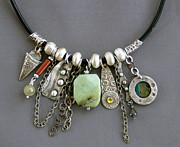 Charm Necklace Jewelry - Charmed by Mirinda Kossoff