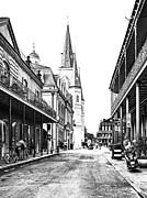 Steve Harrington - Chartres St in the French Quarter 3