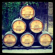 Chateau Originals - Chateau Barrels by Jean Macaluso
