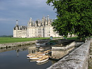 HEVi FineArt - Chateau Chambord Boating