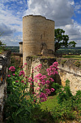 Louise Heusinkveld - Chateau Chinon in the...