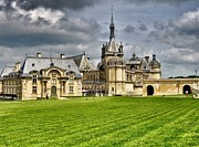 Ravi S R - Chateau de Chantilly