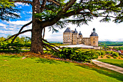Chateau Originals - Chateau of Hautefort France by Jeff Black