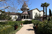 Napa Photos - Chateau St. Jean Winery 5D22202 by Wingsdomain Art and Photography