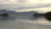 All - Chatham Strait Sunset Alaska by Tom Wurl