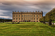 Aristocracy Photos - Chatsworth House by Lois Bryan