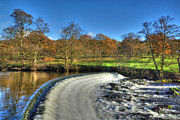 David Birchall - Chatsworth Weir
