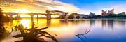Chattanooga Sunrise 2 Print by Steven Llorca